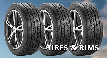CANPAK AUTO - TIRES and RIMS