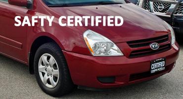 CANPAK AUTO - SAFTY CERTIFIED